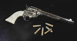 The Uberti replica handgun – formerly a top-seller for MTAS