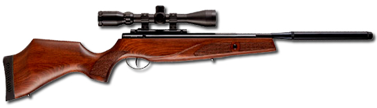 Take part in the BASC's Airgun Survey to stand a chance of winning a BSA Lightning XL SE combo...